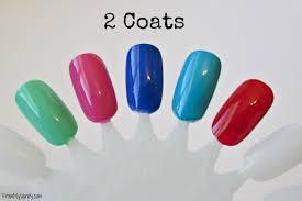 bonita gel on nail polish collection review from my vanity
