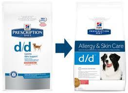hill u0027s prescription diet canine d d salmon and rice