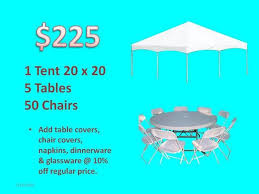 party tent rentals prices best 25 rent tables and chairs ideas on chairs for