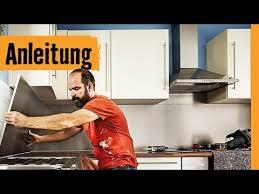 küche rückwand küchenrückwand montieren hornbach meisterschmiede