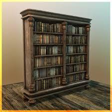 model book shelf bookshelf