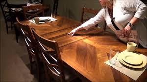 7 piece bistro rectangular trestle dining room set by liberty