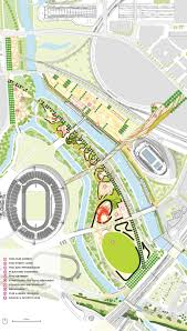 queen elizabeth olympic park masterplan architectural