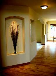 stylish recessed wall niche decorating ideas décor