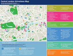 Map Of Central Virginia by Maps Update 21051488 Map Of Central London With Tourist