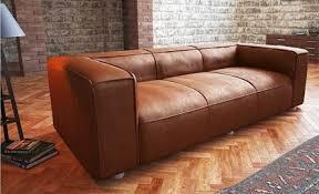couture canapé cuir le canapé du mois d octobre