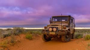 Vintage Ford Truck Australia - new vs old which 4x4s are better off road outside online