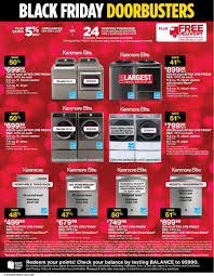 sears black friday 2017 deals and ad scan