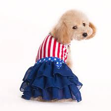 american dog dress dog clothes dog dresses dresses for