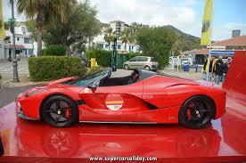 first ferrari race car ferrari laferrari aperta supercars all day exotic cars photo