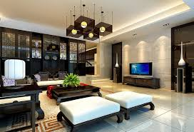 pop ceiling decor in living room with simple designs showing