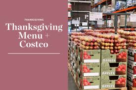 the one stop thanksgiving shopping guide costco kitchn