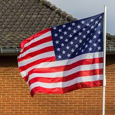 Picture Of The Us Flag Kostenlose Foto Wind Rot Usa Amerika Amerikanische Flagge