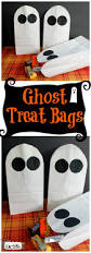 Halloween Goodie Bags Ghost Treat Bags Halloween Goodie Bags For Candy And Treats