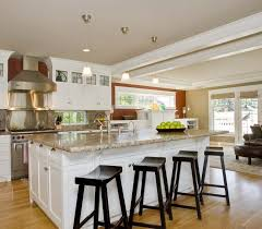 kitchen island with stools wooden stools for kitchen island home design ideas how to