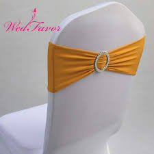 yellow chair sashesaffordable wedding favors wedfavor 100pcs cheap white stretch lycra spandex chair sash bands