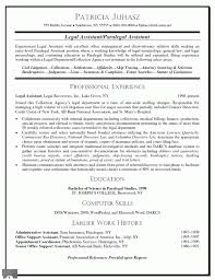 Legal Secretary Resume Cover Letter Objective For Secretary Resume Objective For