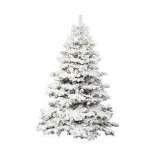 shop vickerman 3 ft pre lit alaskan pine flocked artificial