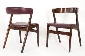 kai kristiansen dining room chairs 6 midmod decor