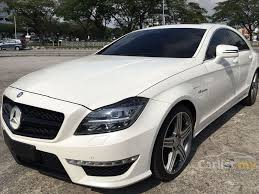 mercedes cls 63 amg price mercedes cls63 2012 in selangor automatic white for rm