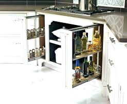 tiroir angle cuisine amenagement placard d angle cuisine amenagement placard d angle