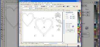 corel draw x4 blend tool how to use the interactive contour tool in corel draw x3 software