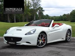 Ferrari California Dark Blue - used ferrari california cars for sale motors co uk