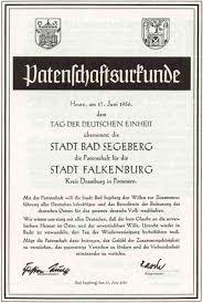 Wo Liegt Bad Segeberg Stadt Falkenburg