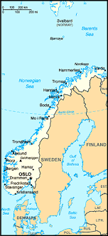 northern lights location map norway northern lights cruise astro tours
