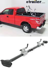 Ford F350 Truck Bed Covers - swagman pick up truck bed mounted 2 bike carrier locking fork