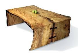 Slab Coffee Table Slab Wood Coffee Table Coffee Table Ambrosia Maple Coffee Table I