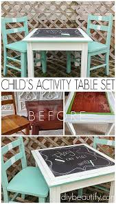 diy toddler table plans down to the shopping list supply list