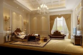 Chandelier In Master Bedroom Luxury Bedrooms With Magnificent Chandeliers