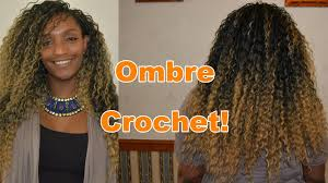 ombre crochet hairstyles crochet braids ombre hair urban new brand new 2016 youtube