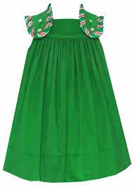 claire u0026 charlie girls green corduroy jumper dress with striped trim