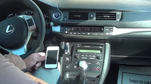 lexus ct200 2012 how to sync bluetooth without the navigation system 2011 lexus