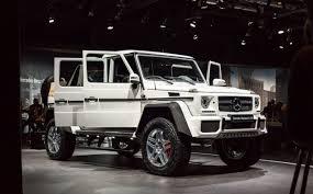 17 mercedes benz maybach g650 landaulet camionetas mercedes benz