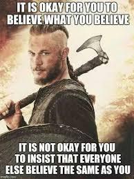 Viking Memes - a cute viking a kindly reminder memes lol