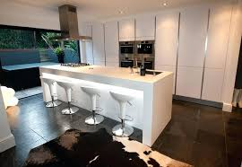floating island kitchen floating island kitchen an exle of a wrapped island kitchen