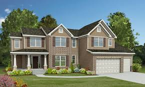 the kingston a gorgeous 1 5 story home design at chapelwood