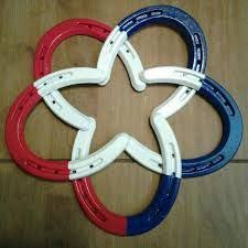 horseshoe wreath the 25 best horseshoe wreath ideas on shoes