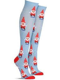 s novelty knee high socks