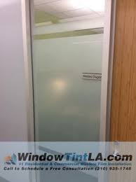 frosted glass office door transform your conference room with frosted glass film for the