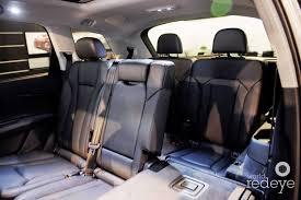 audi q7 6 seat configuration audiq7drive305 eye eye