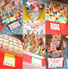 carnival birthday party ideas 111 best carnival birthday ideas images on birthdays