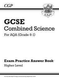 new gcse combined science aqa answers for exam practice workbook