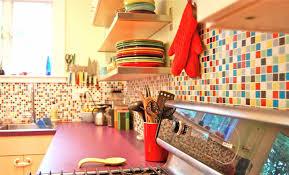 colorful kitchen ideas colorful backsplashes for colorful kitchen ideas colorful