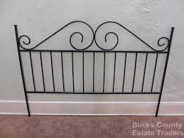 cast iron headboard creative of iron headboard queen wrought iron