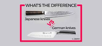 western vs japanese type of knife analysis premium japanese