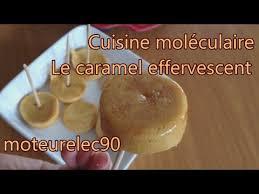 cuisine moleculaire recette comment faire des sucettes de caramel effervescent recette de
